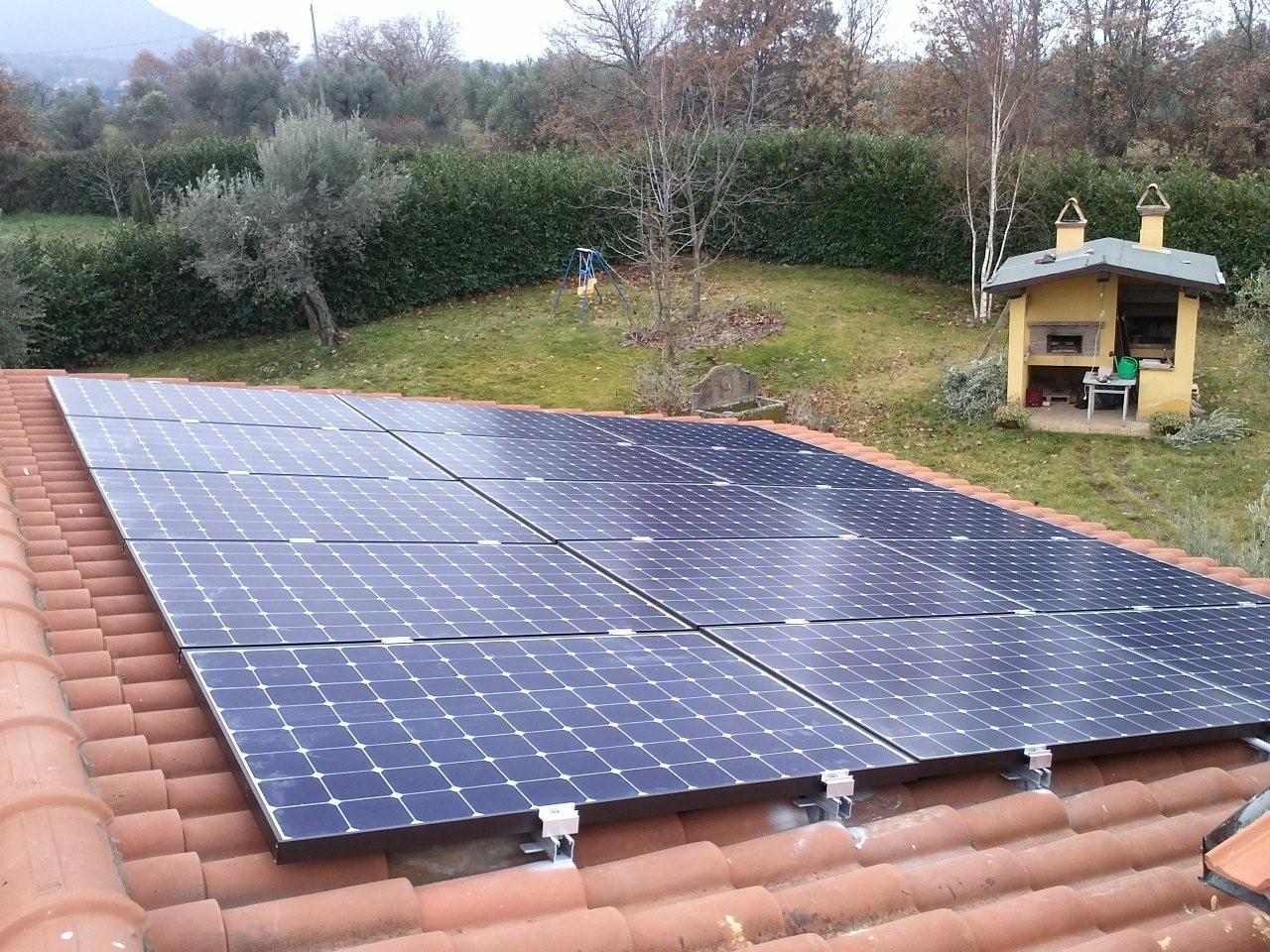 Impianti solari fotovoltaici 2016 oggi conviene for Il costo della costruzione di un garage